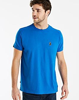 Luke Sport Imperial Blue Crew T-Shirt L