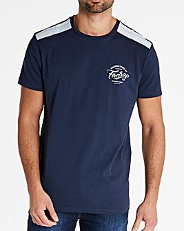 Firetrap Coin T-Shirt Long