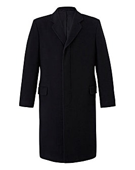 Brook Taverner Bond Wool Overcoat