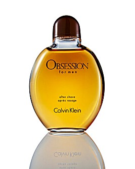 CK Obsession For Men 125ml Aftershave