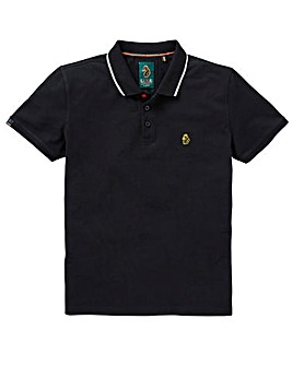 Luke Sport Black Mead Polo L