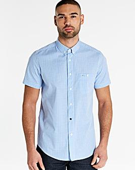 Weekend Offender Blue S/S Shirt R