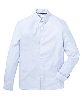 J by Jasper Conran Blue Finestripe Shirt