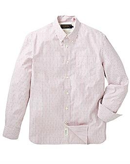 Hammond & Co. Dobby Stripe Shirt