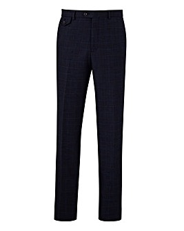 Hammond & Co. Check Trousers 34 In