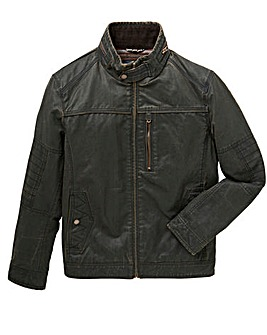 Mantaray Lightweight Waxed Biker