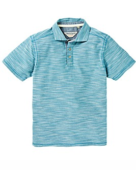 Mantaray Birdseye Slub Polo