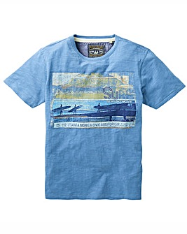 Mantaray Surfing Movie T-Shirt