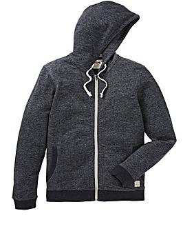 Jack & Jones Recycle Hooded Zip Sweat