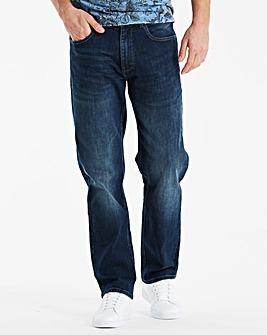 Mish Mash Vasko Straight Leg Jean 33 In