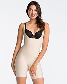 Spanx Thinstincts Open Bust Body