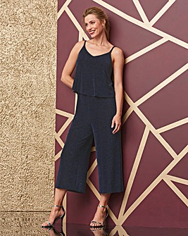 Glitter Layer Jumpsuit
