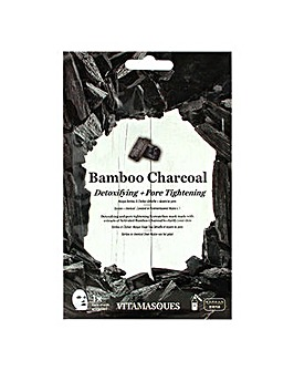 Vitamasque Charcoal Pack of 4