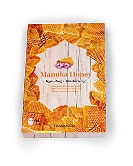 Vitamasque �Manuka Honey Pack of 4