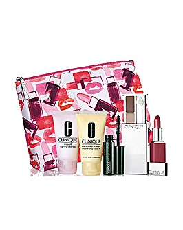 Clinique Dillards Cosmetics Gift Bag