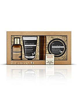 B&H Mens Fuzzy Duck Grooming Kit