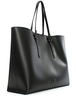 Armani Jeans Black Tote Bag