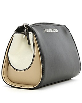 Armani Jeans Two Tone Cross-Body Bag