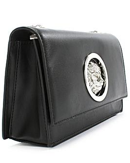 Versus Versace Black Shoulder Bag