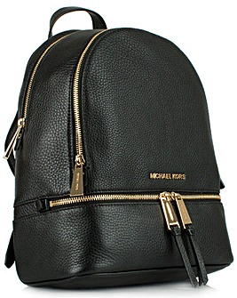 Michael Kors Leather Back Pack