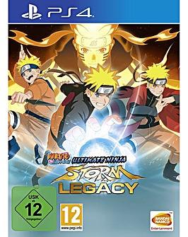 Naruto Ultimate Ninja Storm Legacy PS4