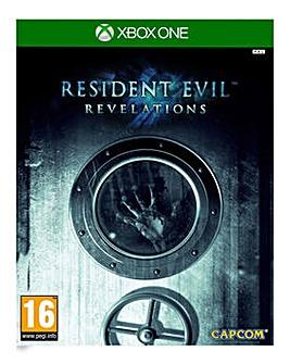 Resident Evil Revelations HD Remake XB1
