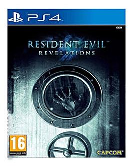 Resident Evil Revelations HD Remake PS4