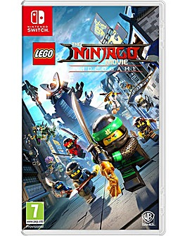 Lego The Ninjago Movie Videogame Switch