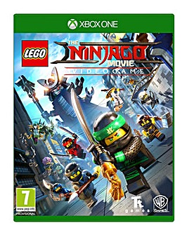 Lego The Ninjago Movie Videogame XB One