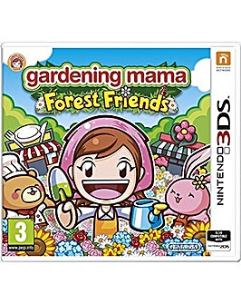 Gardening Mama Forest Friends 3DS