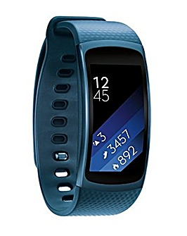 Samsung Gear Fit 2 Blue