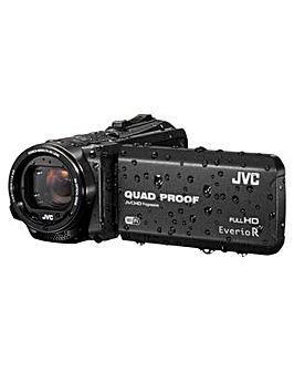 JVC GZ-RX615BEU HD Camcorder Black