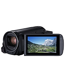 Canon Legria HF R86 Camcorder Black