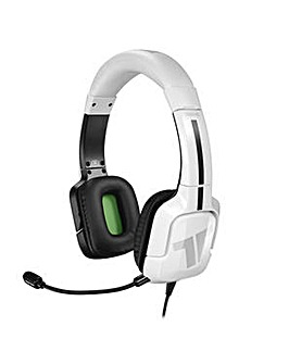 Tritton Kama White Stereo Headset Xbox1
