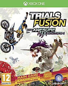 Trials Fusion Awesome Max Edition Xbox1