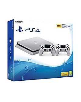 Sony PS4 Silver 500GB