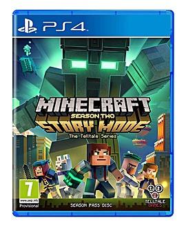 Minecraft Story Mode Season 2 PS4