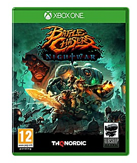 Battle Chasers Night War Xbox One