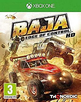 BAJA Edge Of Control Xbox One