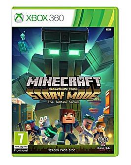 Minecraft Story Mode Season 2 Xbox 360