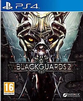 Blackguards 2 PS4