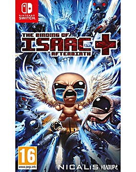The Binding of Isaac Afterbirth Switch