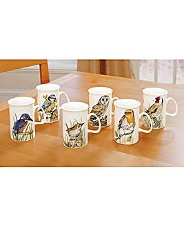 British Bird Mug