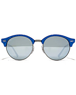 Ray-Ban Light Ray Clubmaster Sunglasses