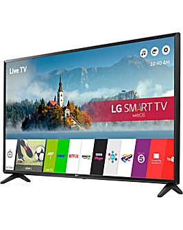 "LG 49"" Smart LED TV 1080p HD Freeview"
