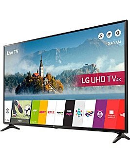 "LG 55"" 4K Ultra HD HDR Smart LED TV"