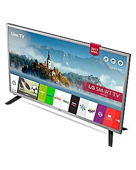 """LG 32LJ590U 32"""" Smart LED TV"""
