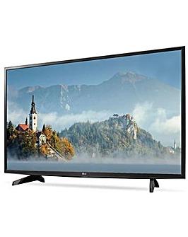 """LG 32"""" Full HD LED TV 2 Pole Stand"""