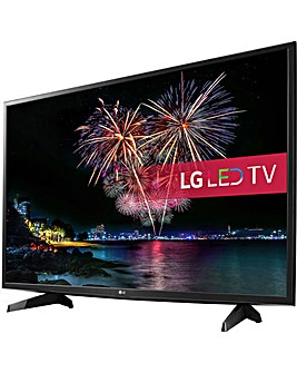 LG 49 inch LED TV with Freeview
