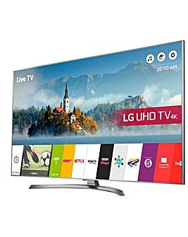 "LG LED HDR 4K Ultra HD Smart TV  65"""